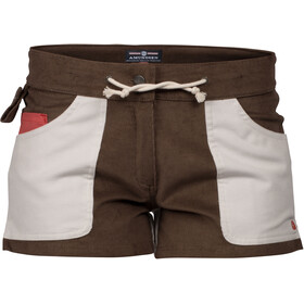 "Amundsen Sports Concord 3"" Shorts Dam cowboy/natural"